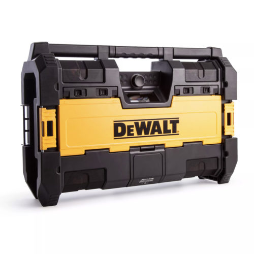 Dewalt DWST1-75663 Toughsystem Radio DAB+ with 6 Speakers Bluetooth USB