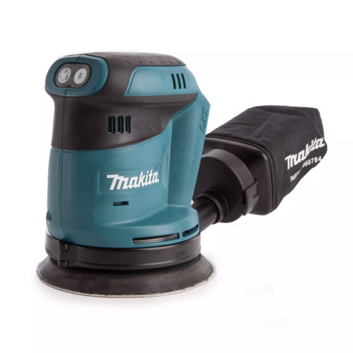 Makita DBO180Z 18v Cordless li-ion 125mm Random Orbit Sander Body Only