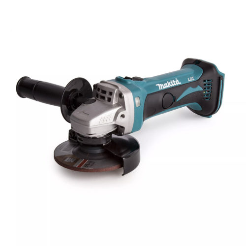 Makita DGA452Z Cordless Li-ion Angle Grinder 18V Body Only