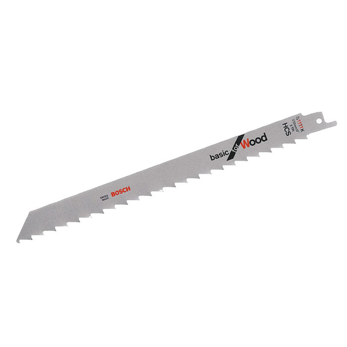 Bosch Sabre Saw Blades - Basic for Wood