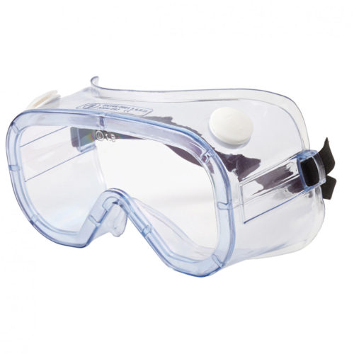 Indirect Vent Safety Goggles