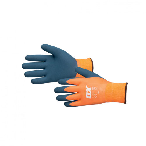 OX Waterproof Thermal Latex Glove