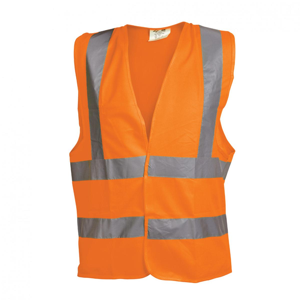 Orange HI VIS Vest