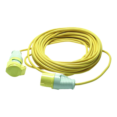 110v Extension Lead 2.5mm 16amp 14 metre