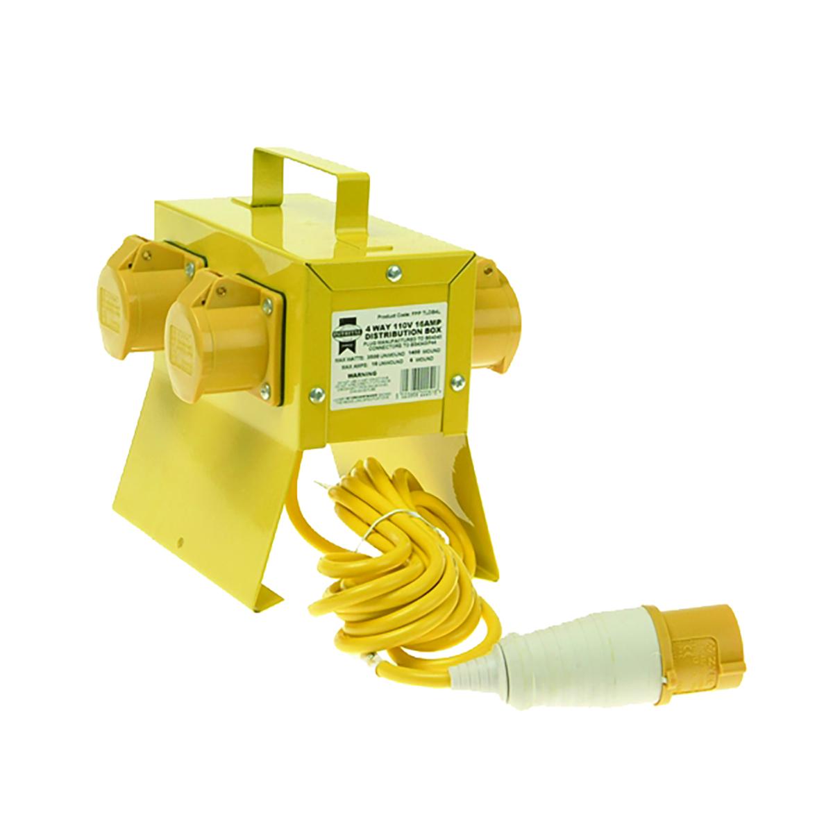 110v Splitter Box 16amp