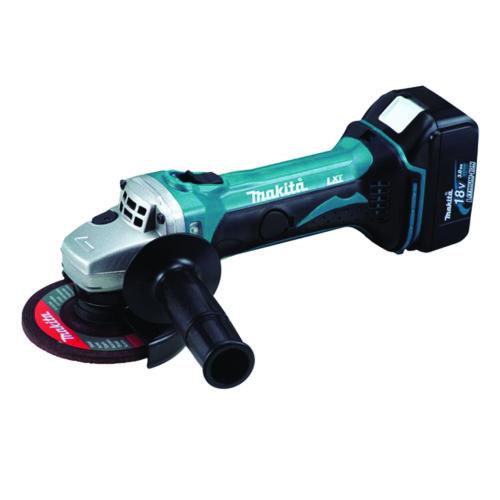 18v Angle grinder 115mm