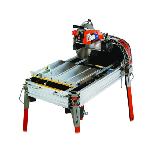 "Masonry Saw Bench 350mm 14"" 110v"