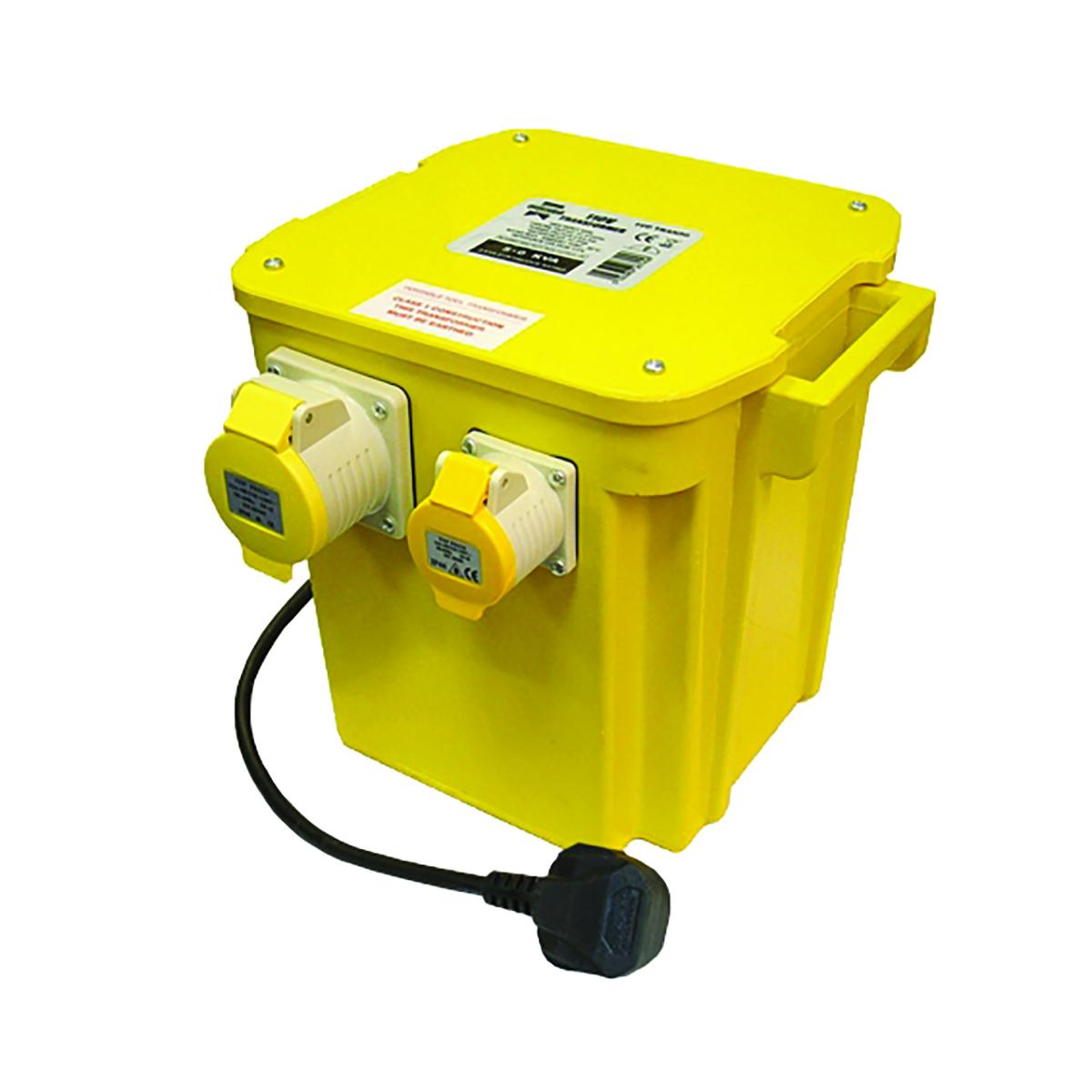 5.0kva (3.5kva continuous) Transformer