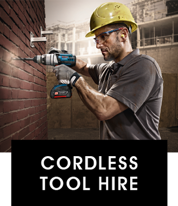 Cordless Tool Hire