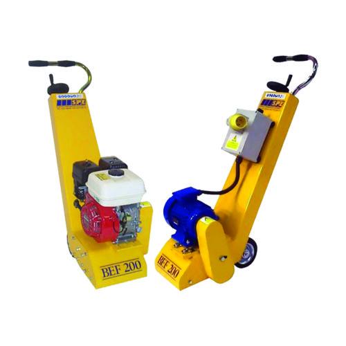 Floor Flailer Electric/Petrol