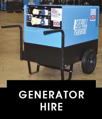 Generator Hire Brighton