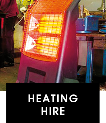 Heating Hire Brighton