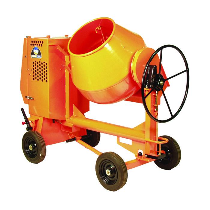 Site Mixer Diesel