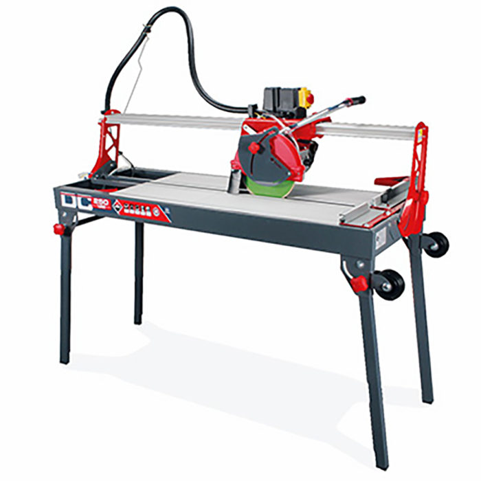 Rubi DC-250 1200 Electric Tile Cutter 230v