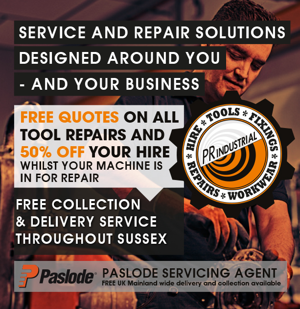 Free quotes and 50% off your hire whilst we fix your machine
