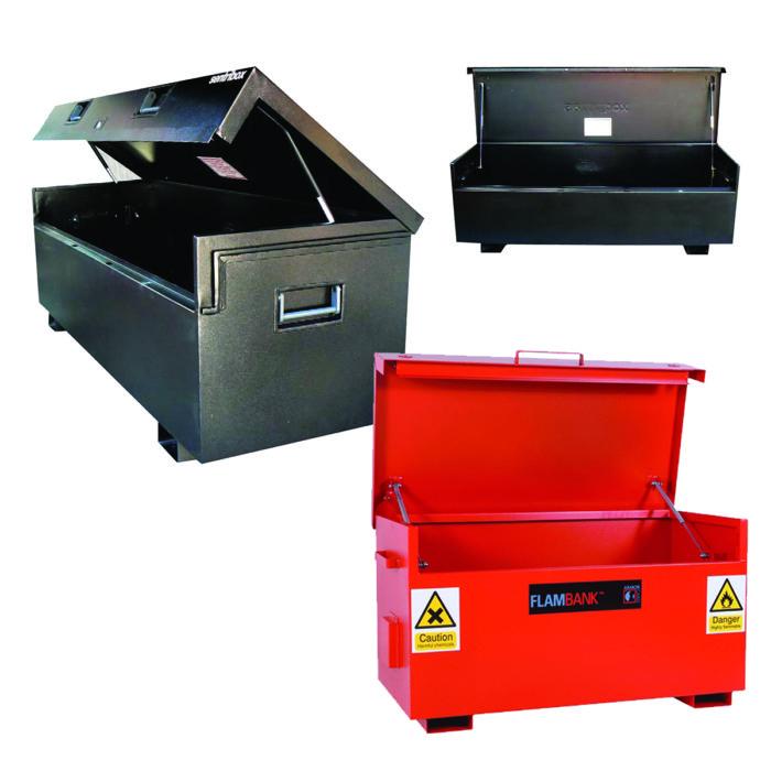 Site Vaults & Hazardous Storage