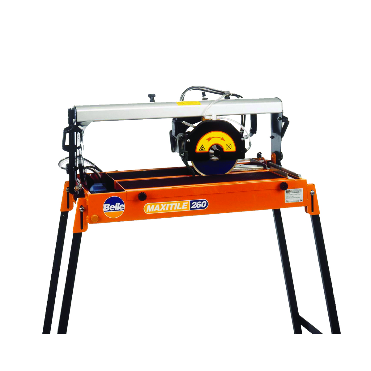 Tile Saw - Radial Type 600mm Capacity Electric