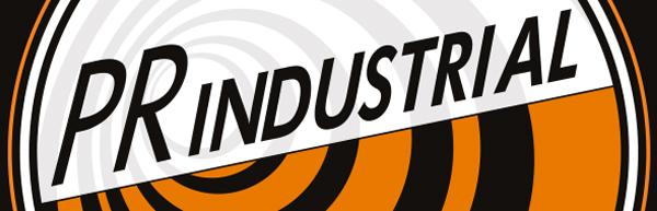 PR Industrial Toolhire Logo