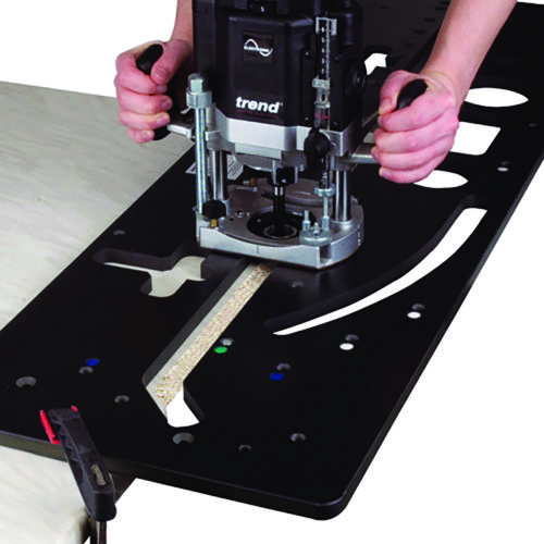"1/2"" Router & Worktop Jig Package"