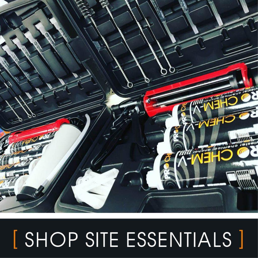 Shop Site Essentials