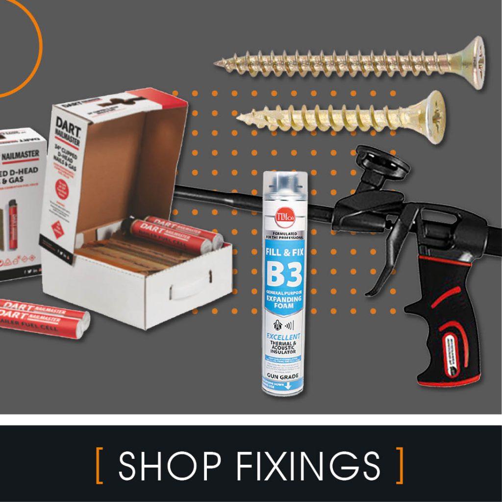 Shop Fixings